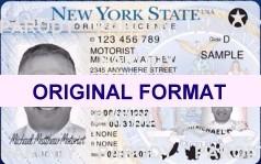 ᐅ NEW YORK FAKE IDS   SCANNABLE NEW YORK IDENTIFICATION